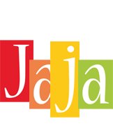 Jaja colors logo