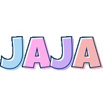 Jaja pastel logo
