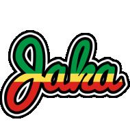 Jaka african logo