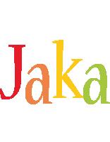 Jaka birthday logo