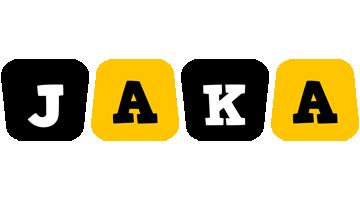 Jaka boots logo