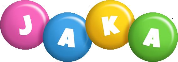Jaka candy logo