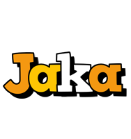 Jaka cartoon logo