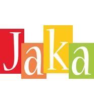 Jaka colors logo