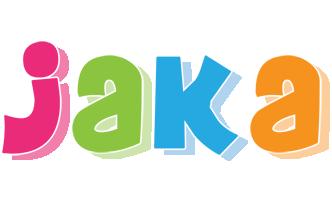 Jaka friday logo