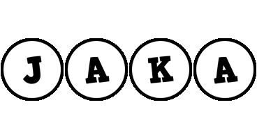Jaka handy logo