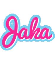 Jaka popstar logo