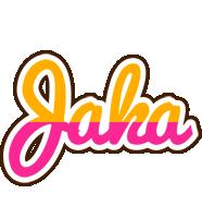 Jaka smoothie logo