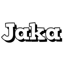 Jaka snowing logo