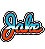 Jake america logo