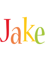 Jake birthday logo