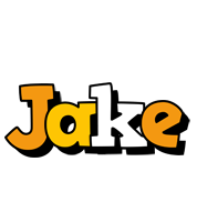 Jake cartoon logo