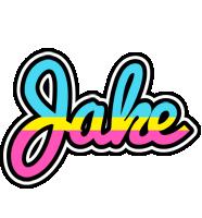 Jake circus logo