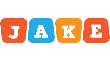 Jake comics logo