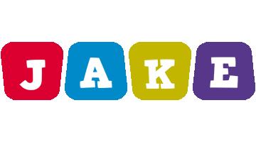 Jake daycare logo