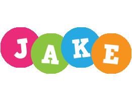 Jake friends logo