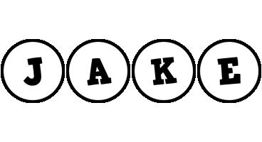 Jake handy logo