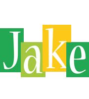 Jake lemonade logo