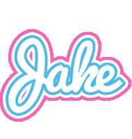 Jake outdoors logo