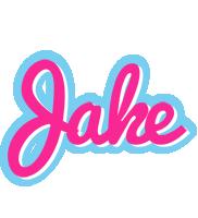 Jake popstar logo