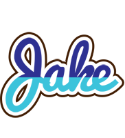 Jake raining logo