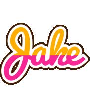 Jake smoothie logo