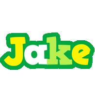 Jake soccer logo