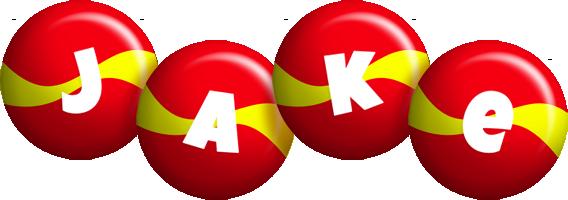 Jake spain logo
