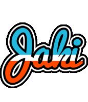 Jaki america logo