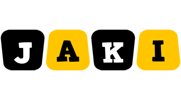 Jaki boots logo