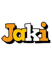 Jaki cartoon logo