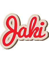 Jaki chocolate logo
