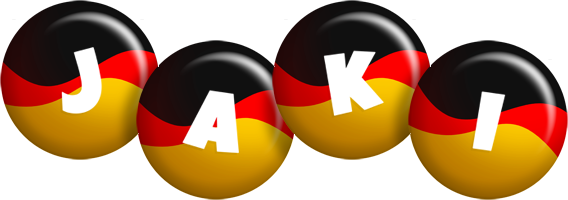 Jaki german logo
