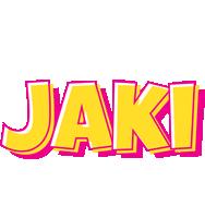 Jaki kaboom logo