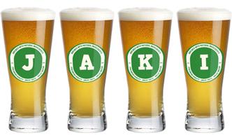Jaki lager logo