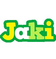 Jaki soccer logo