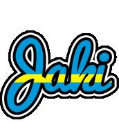 Jaki sweden logo