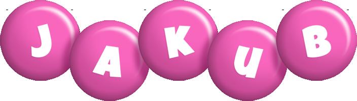 Jakub candy-pink logo