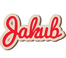 Jakub chocolate logo