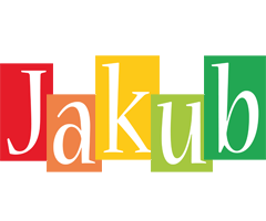 Jakub colors logo