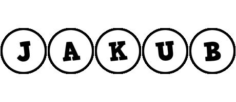 Jakub handy logo