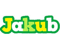 Jakub soccer logo