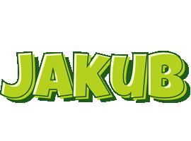 Jakub summer logo
