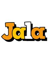 Jala cartoon logo