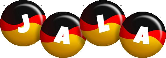 Jala german logo