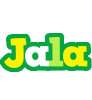 Jala soccer logo