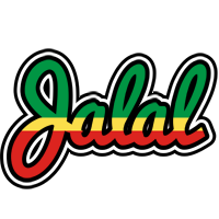 Jalal african logo