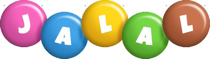 Jalal candy logo
