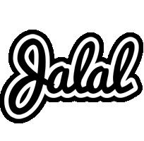 Jalal chess logo