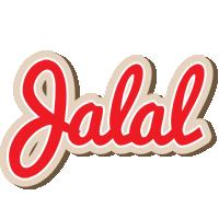 Jalal chocolate logo